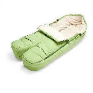 Stokke Xplory Footmuff Light Green