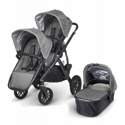 Uppababy Vista Double Stroller - Pascal