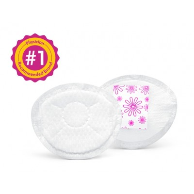 Safe & Dry™ Ultra Thin Disposable Nursing Pads - 120 Count