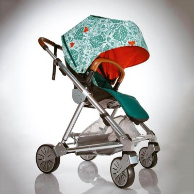 Mamas & Papas Special Edition Urbo2 Donna Wilson Stroller with Leather Trim