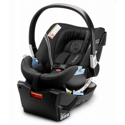 Cybex Aton 2 Lightweight Infant Car Seat Charcoal