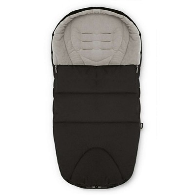 Mamas & Papas Cold Weather Plus Footmuff - Black