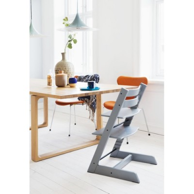 Stokke Tripp Trapp High Chair in Storm Gray