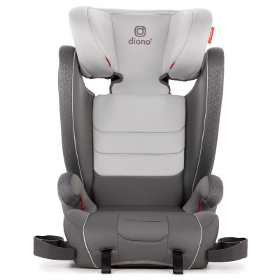 Diono Monterey XT Latch Car Seat Booster - Grey Dark
