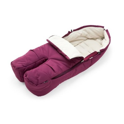 Stokke Xplory Footmuff Purple