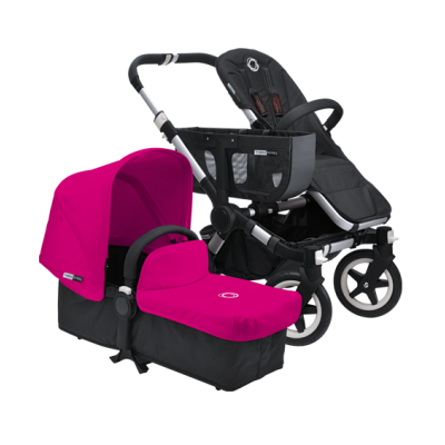 Bugaboo Tailored Fabric Set Pink