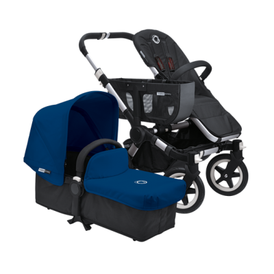 Bugaboo Tailored Fabric Set Royal Blue