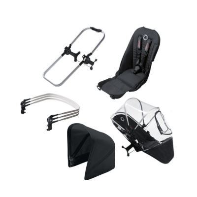 Bugaboo Duo Extension Set Sand