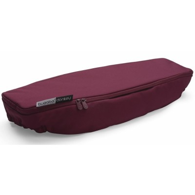 Bugaboo Donkey 2 Side Luggage Basket Cover - Ruby Red