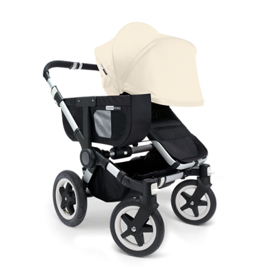 Bugaboo Donkey Extendable Sun Canopy Off White