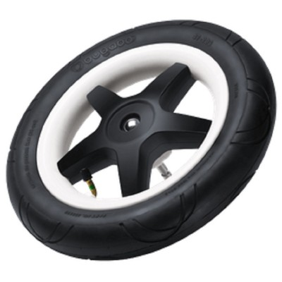 "Bugaboo Donkey 12"" Rear Wheel with Air Filled Tire"