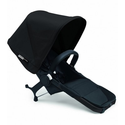 Bugaboo Donkey2 Duo Extension Set Complete Black/Black-Black