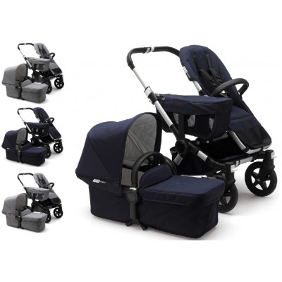 Bugaboo Donkey 2 Classic Mono Complete Stroller