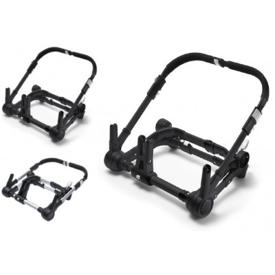 Bugaboo Donkey2 Chassis with Compact Fold