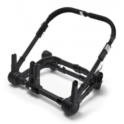 Bugaboo Donkey2 Chassis with Compact Fold - Black