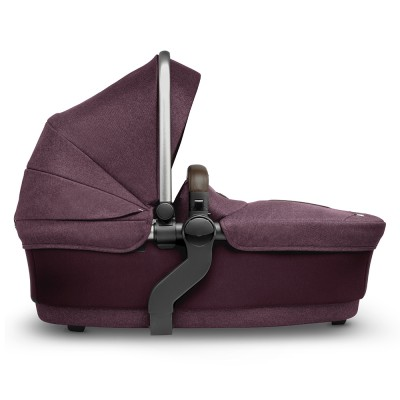 Silver Cross Wave Stroller Bassinet - Claret