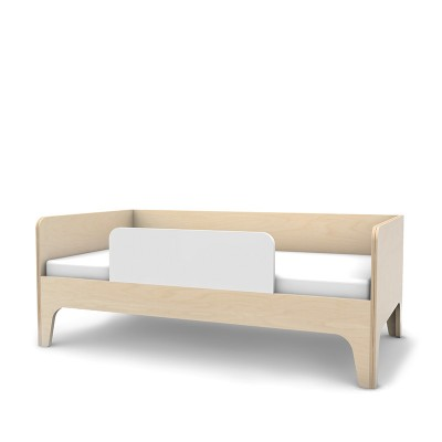 Oeuf Perch Toddler Bed - White/Birch