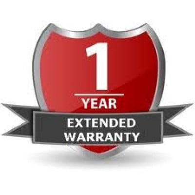 1 Year Extended WorldWide Warranty