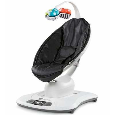 4moms Mamaroo Infant Seat - Black Classic