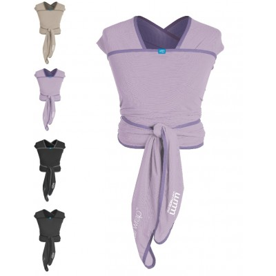 Diono We Made Me Flow Active Baby Wrap Carrier