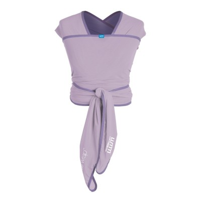 Diono We Made Me Flow Active Baby Wrap Carrier - Lavender