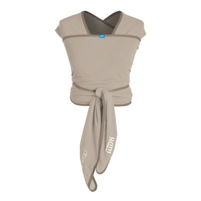 Diono We Made Me Flow Active Baby Wrap Carrier - Pebble