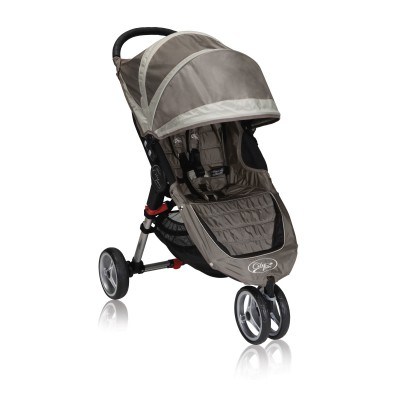 Baby Jogger City Mini Lightweight Easy Fold Stroller Sand/Stone