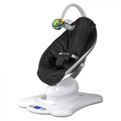 4Moms Mamaroo Bouncer Black Classic
