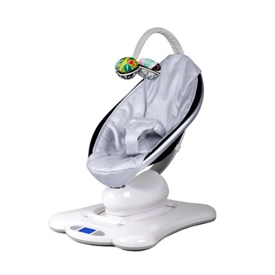4Moms Mamaroo Bouncer Grey/Silver Classic