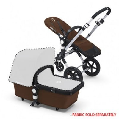 Bugaboo Cameleon 3 Stroller Base - Dark Brown
