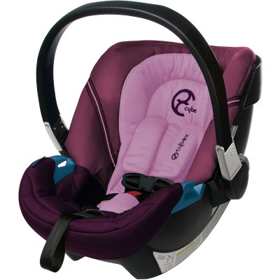 Cybex Aton Infant Car Seat - Violet Spring