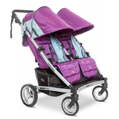 Valco Baby Zee Two Double Stroller