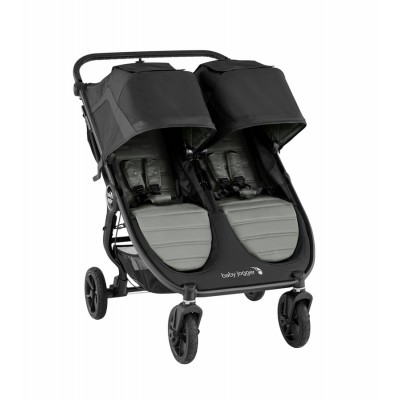 Baby Jogger 2019 City Mini GT2 Double Stroller - Slate