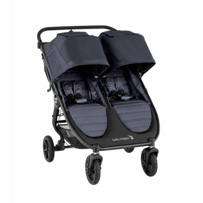 Baby Jogger 2019 City Mini GT2 Double Stroller - Carbon