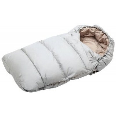 Stokke Xplory Sleepingbag Down Silver