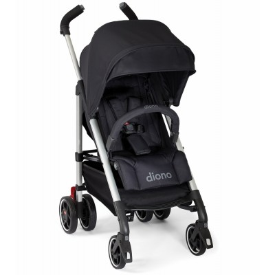 Diono Flexa Compact Stroller - Black Midnight
