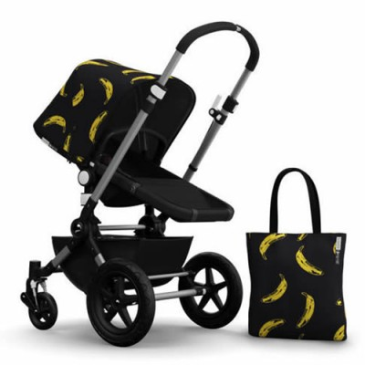 Bugaboo Cameleon3 Andy Warhol Accessory Pack - Banana/Black