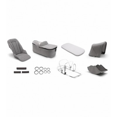 Bugaboo Lynx Style Set Complete Mineral Light Grey