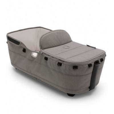 Bugaboo Lynx Mineral Collection Bassinet Fabric Complete - Light Grey