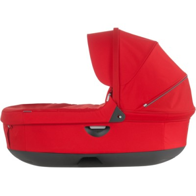 Stokke Carrycot for Crusi and Trailz Strollers - Red