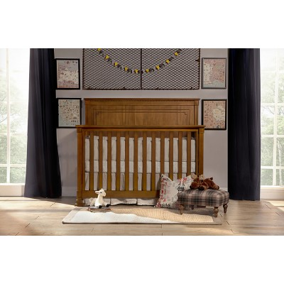 Franklin & Ben Nelson 4-in-1 Convertible Crib with Toddler Rail