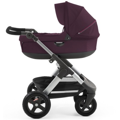 Stokke Trailz All Terrain Stroller - Purple
