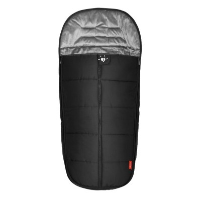Diono Edition Universal All Weather Footmuff - Black
