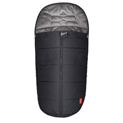 Diono Edition Universal All Weather Footmuff - Black Cube