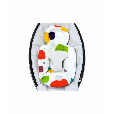 4 Moms Plush Seat Infant Insert for Mamaroo Bouncer