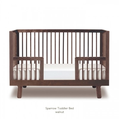 Oeuf Sparrow Toddler Bed Conversion Kit - Walnut