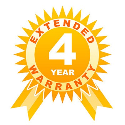 4 Year Extended WorldWide Warranty