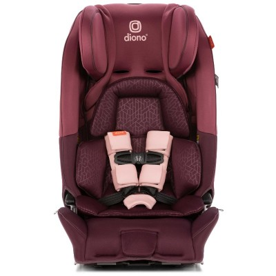 Diono Radian 3 RXT Latch All in One Convertible Car Seat - Plum