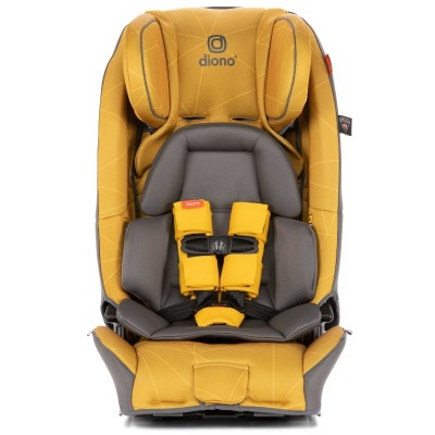 Diono Radian 3 RXT Latch All in One Convertible Car Seat - Yellow Sulphur