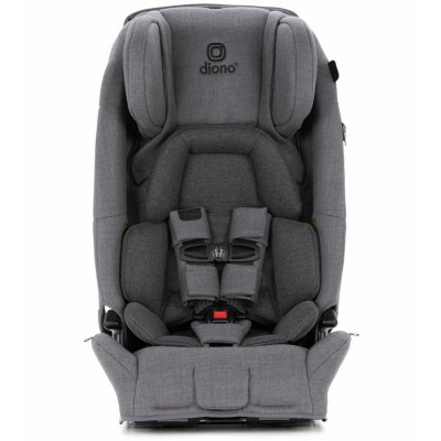 Diono Radian 3 RXT Latch All in One Convertible Car Seat - Grey Dark Wool